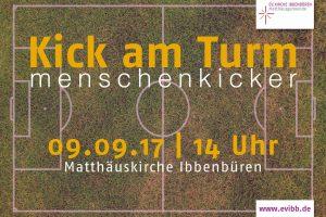 Kick am Turm 2017