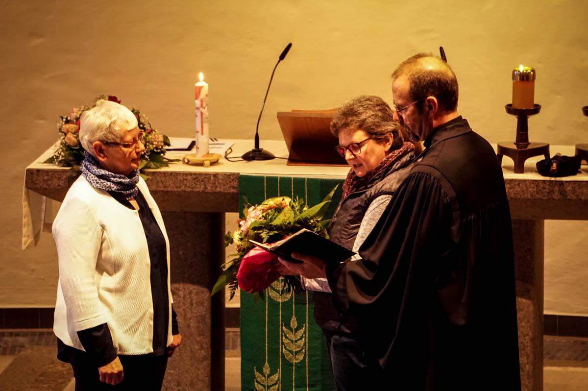 Verabschiedung BröckerVerabschiedung Bröcker - Matthäuskirche Ibbenbüren.