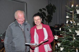 In Ibbenbüren laden Maria und Wilfried Freese seit vielen Jahren zu einem besinnlichen Fest für Menschen ein, die am Heiligabend  nicht allein bleiben wollen.