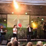 Rock am Turm 2018 mit der Matthäus-Band G-Rock!