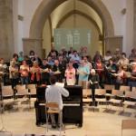 Kantoreiprobe h-moll Bach