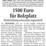 2016 09 30 Stiftung fördert Bolzplatz in Stephanus Jugendwerkstatt