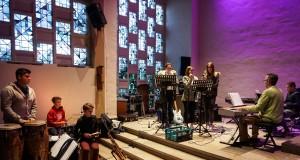 The Cherrys-Die Kir(s)chenband, Nacht der offenen Kirche 2016, Matthäuskirche Ibbenbüren