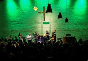 Folks4Christmas in der Matthäuskirche 2016