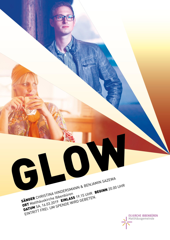 GLOW - Pop-Duo in der Matthäuskirche